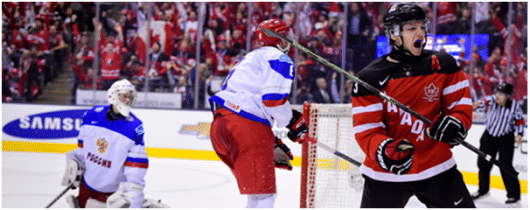 CONTRADICTIONS IN THE GOSPEL BOOKS? Lessons from the World Junior Hockey Championships