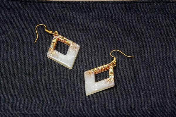 Precious Pearl Diamond Earrings