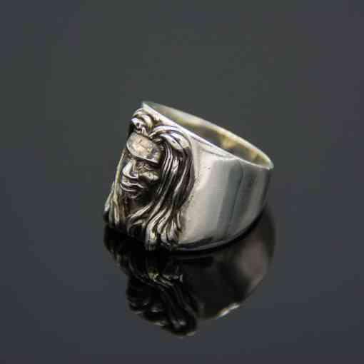 Trunity Rastaman Ring