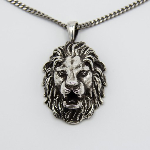 Trunity Lion Pendant