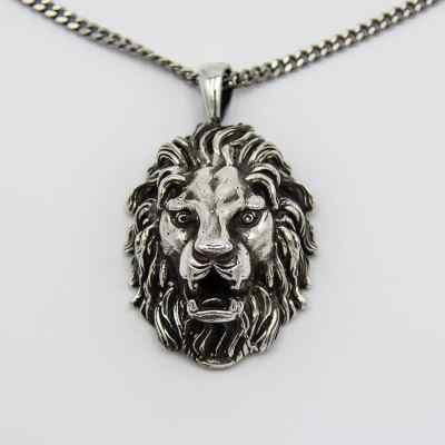 Trunity Lion Pendant