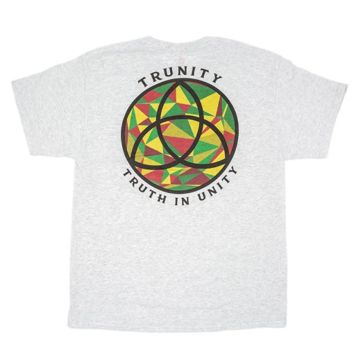 Trunity Geometry Circle T-Shirt