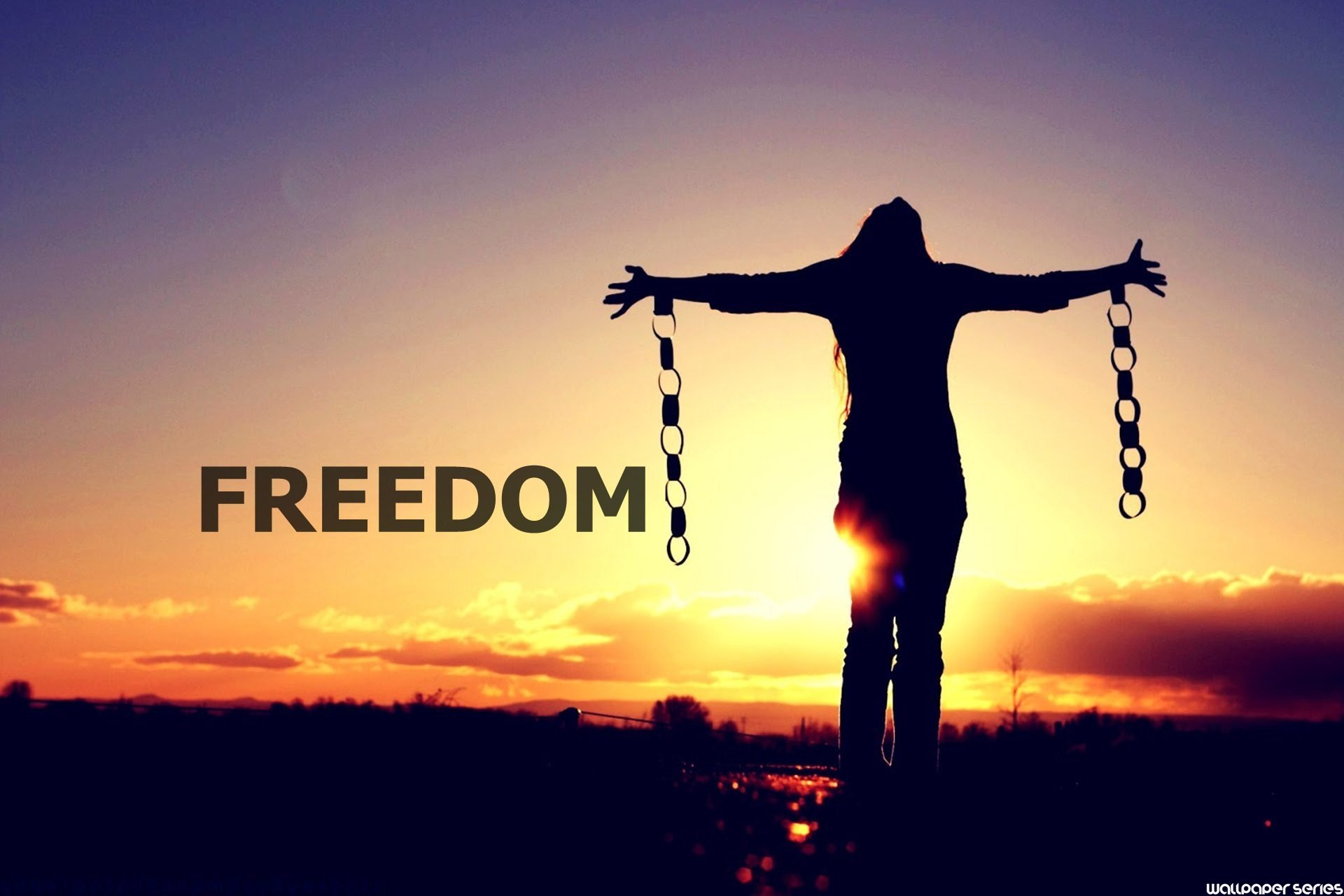 Freedom Wasted