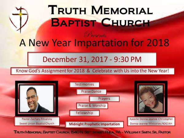 Truth Memorial Baptist Church | Philadelphia, PA