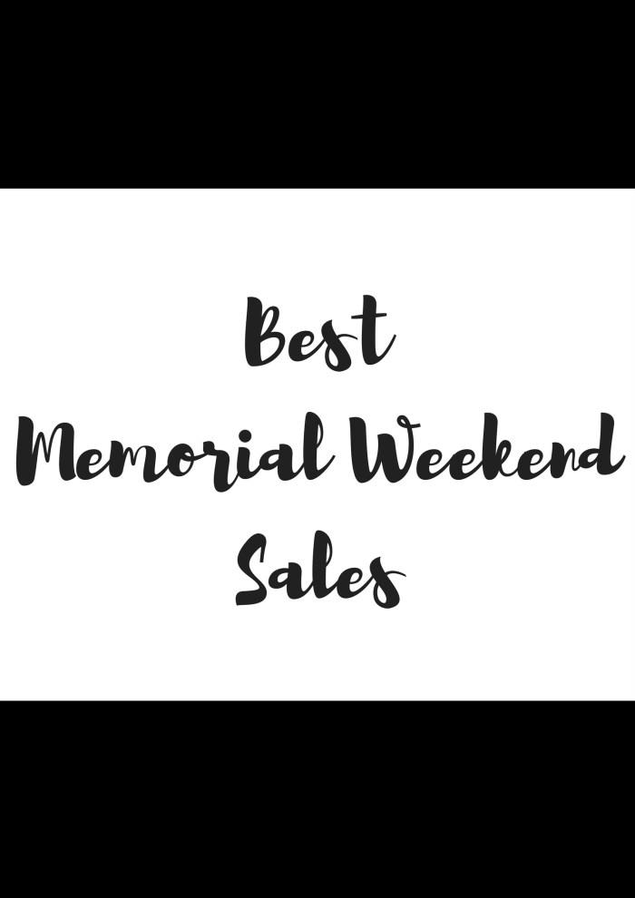Best Memorial Day Sales