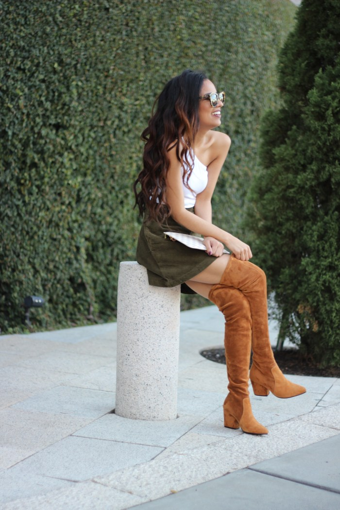 Sutart Weitzman Over the Knee Boots Dupe