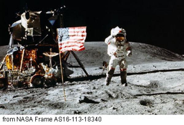 Moon Landing Truth or Tale