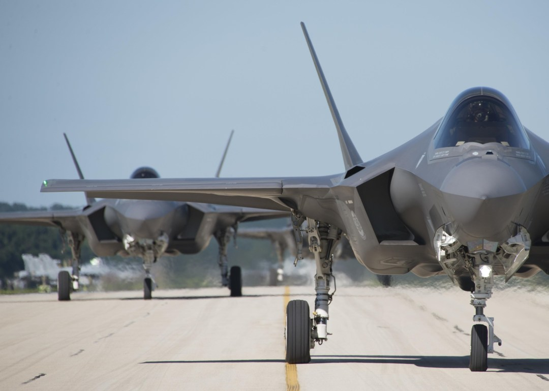 Crisis of Democracy in Vermont Over DoD F-35 Boondoggle