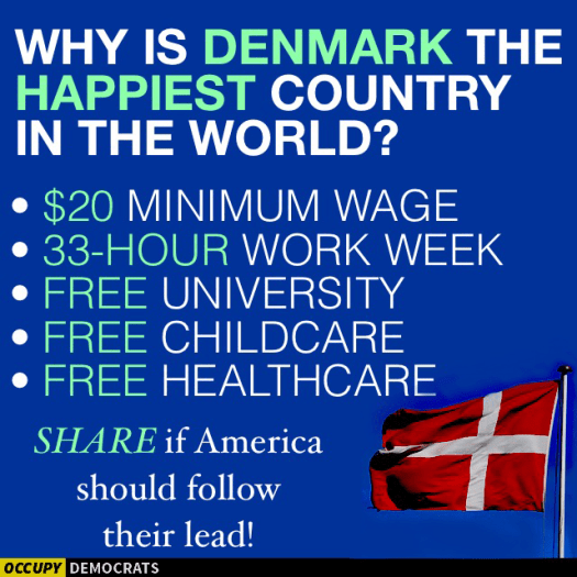 Denmark S High Income Tax Rate Archives Truth Snitch