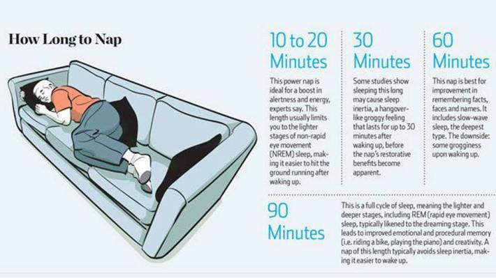 Image result for How Long To Nap For The Biggest Brain Benefits
