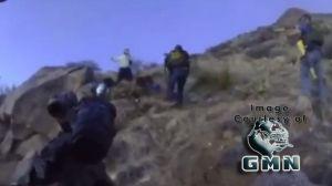 Camper Being Shot