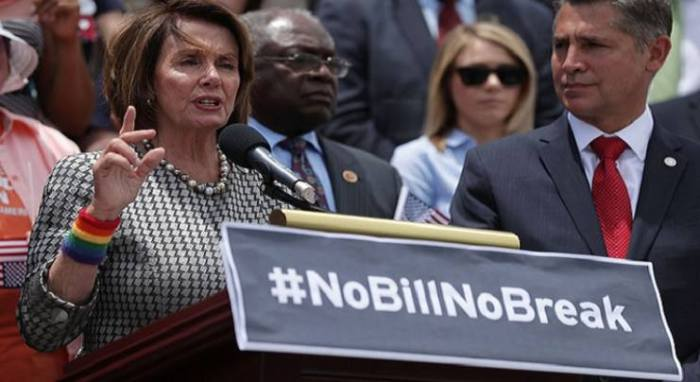 Hypocrisy: List Of 26 Gun-Owning Democrats Who Participated In Anti-Gun Sit-In