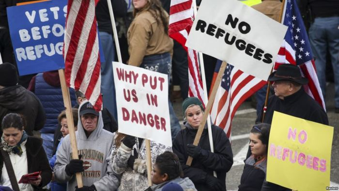 Federal Judge Rejects Texas Plan To Block Syrian Refugees