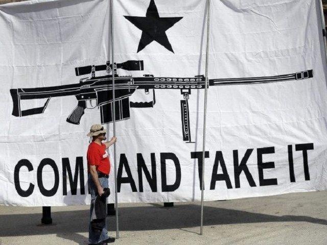 California Passes 'Gunpocalypse': War On 2nd Amendment