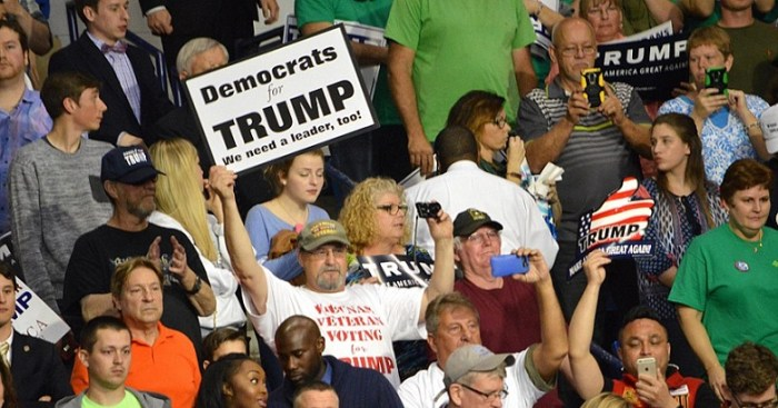 Meet The 'Trumpocrats': Lifelong Democrats Break With Party Over Hillary To Support Trump (Video)