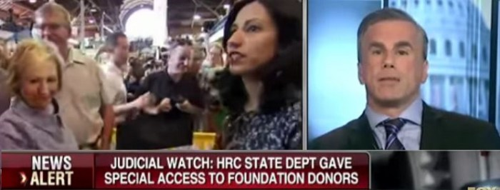 Judicial Watch President: 'Clinton Foundation Will Shut Down By End Of The Week' (Video)