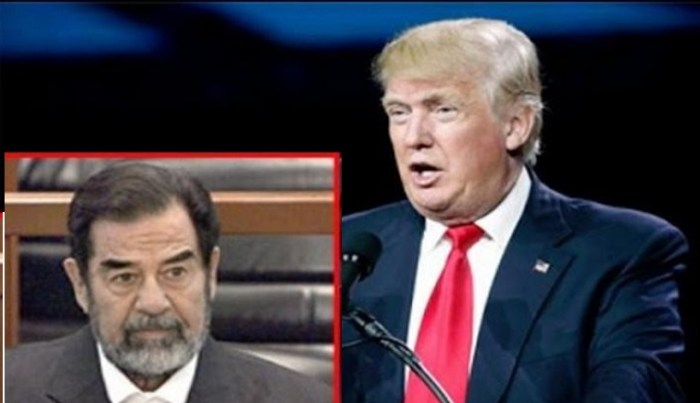 CNN Says Trump Bashing The Media Is 'Like' Saddam Hussein Destroying Democracy (Video)