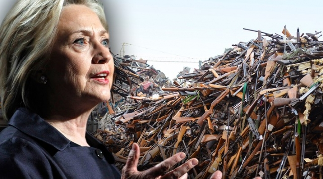 WikiLeaks: Obama Rejected Hillary Clinton's Executive Gun Control Plan, Sparked Furor (Video)