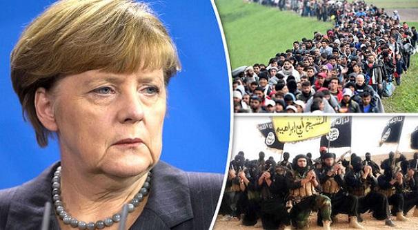 Panic Mode: Angela Merkel Making Deals To Expel Migrants (Video)