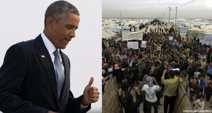 Obama Rushes More Than 900 Refugees Into U.S. On Consecutive Days, On Track for 185,000 in FY 2017