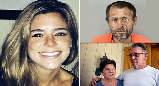 Kathryn Steinle's Family Gets Go-Ahead To Sue Federal Government (Video)