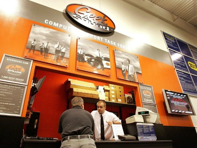 Report: Court Documents Show FBI Used Best Buy 'Geek Squad' To Gather Evidence