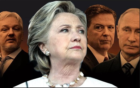 The REAL Reason Comey Reopened Hillary Clinton's Email Investigation… The RUSSIANS