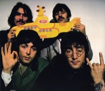 Beatles 666 & Diablo Sign