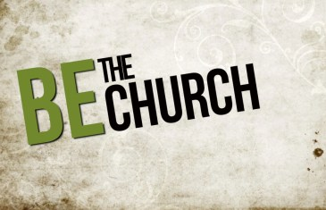 How_to_Be_the_Church