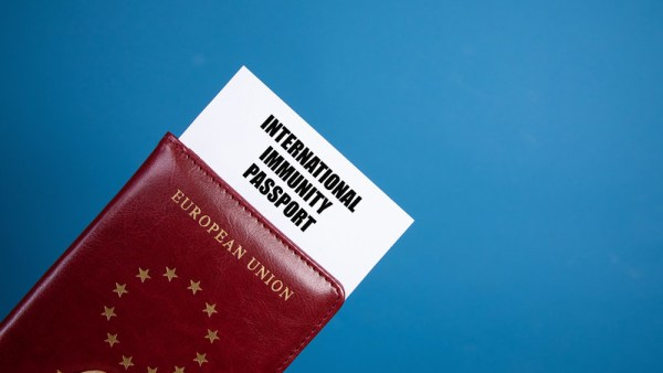 EU Leaders Divided Over Vaccine Passports