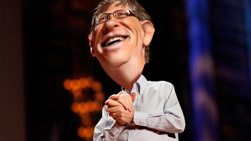 Bill Gates and Neo-Feudalism