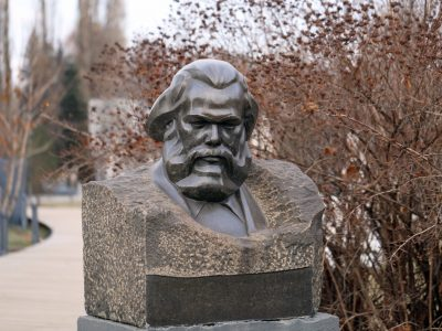 Bust of Karl Marx
