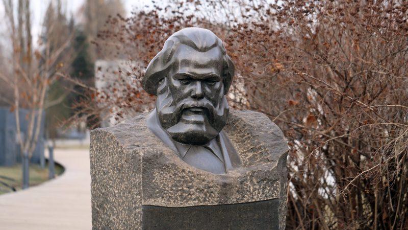 Bust of Karl Marx