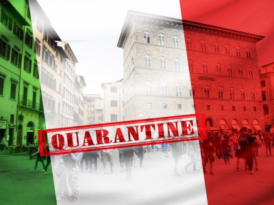 Italy Set to Impose National Lockdown
