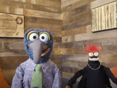 Muppets used to promote COVID-19 vaccines