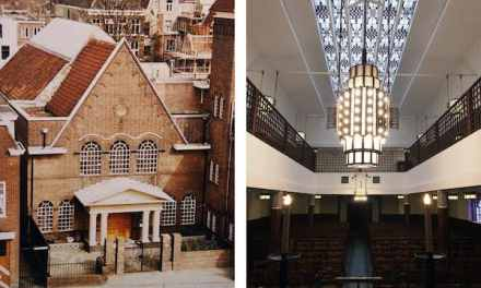 Rondleiding synagoge