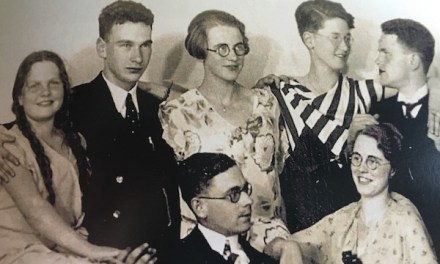 Een oude foto uit 1932