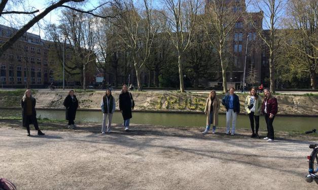 Met UVSV door Utrecht