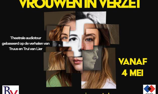 Vrouwen in Verzet – De audiotour