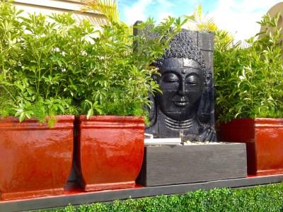 Biophilia Design | Miami Florida | Live wall | Green wall / vertical garden Biophilic designer Jeffrey Allis