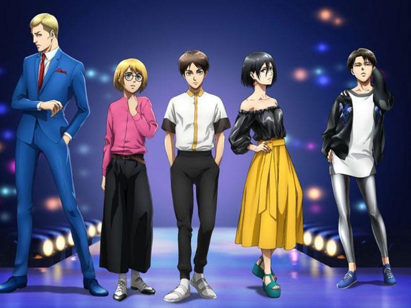 Tuyển tập những bộ cánh đời thường kì cục nhất trong Manga – Anime (0)