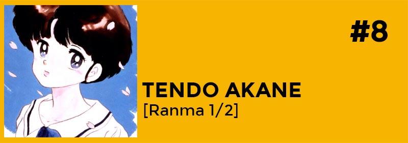 【TOP】Nhân vật được yêu thích nhất trong các series của TAKAHASHI Rumiko