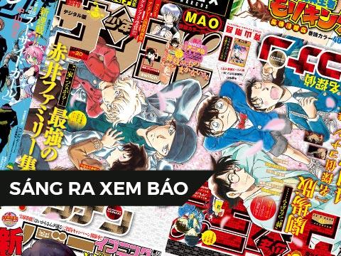 【SÁNG RA XEM BÁO】Bộ sưu tập ảnh bìa tạp chí manga 2020 – Tháng 4 – Shounen/Seinen (Phần 3)
