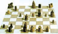 Шахматы, найденные в Новгороде