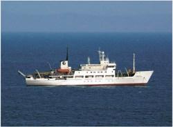 Научно-исследовательское судно Академик Лаврентьев