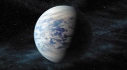 Так по мнению художника NASA выглядит планета Kepler 69c