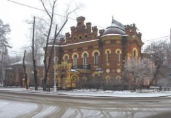 Здание бывшего Восточно-Сибирского отдела Русского географического общества (ныне Иркутский областной краеведческий музей)