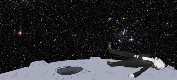 Кадр из фильма «Структура вакуума»