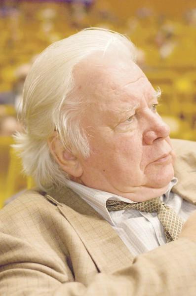 В. Захаров. Фото И. Михайлова