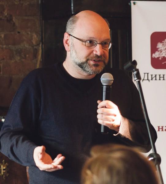 Виктор Сонькин. Фото С. Мишиной